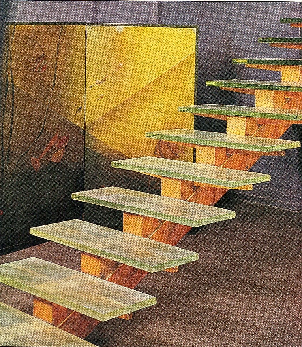 Best Ooh Frosted Glass Stairs Glass Stairs Stairways Stair 400 x 300