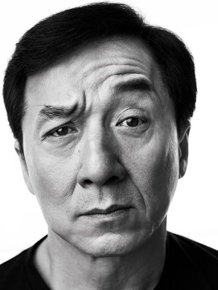 Jackiechan Expressions Photography Celebrity Portraits Face Expressions