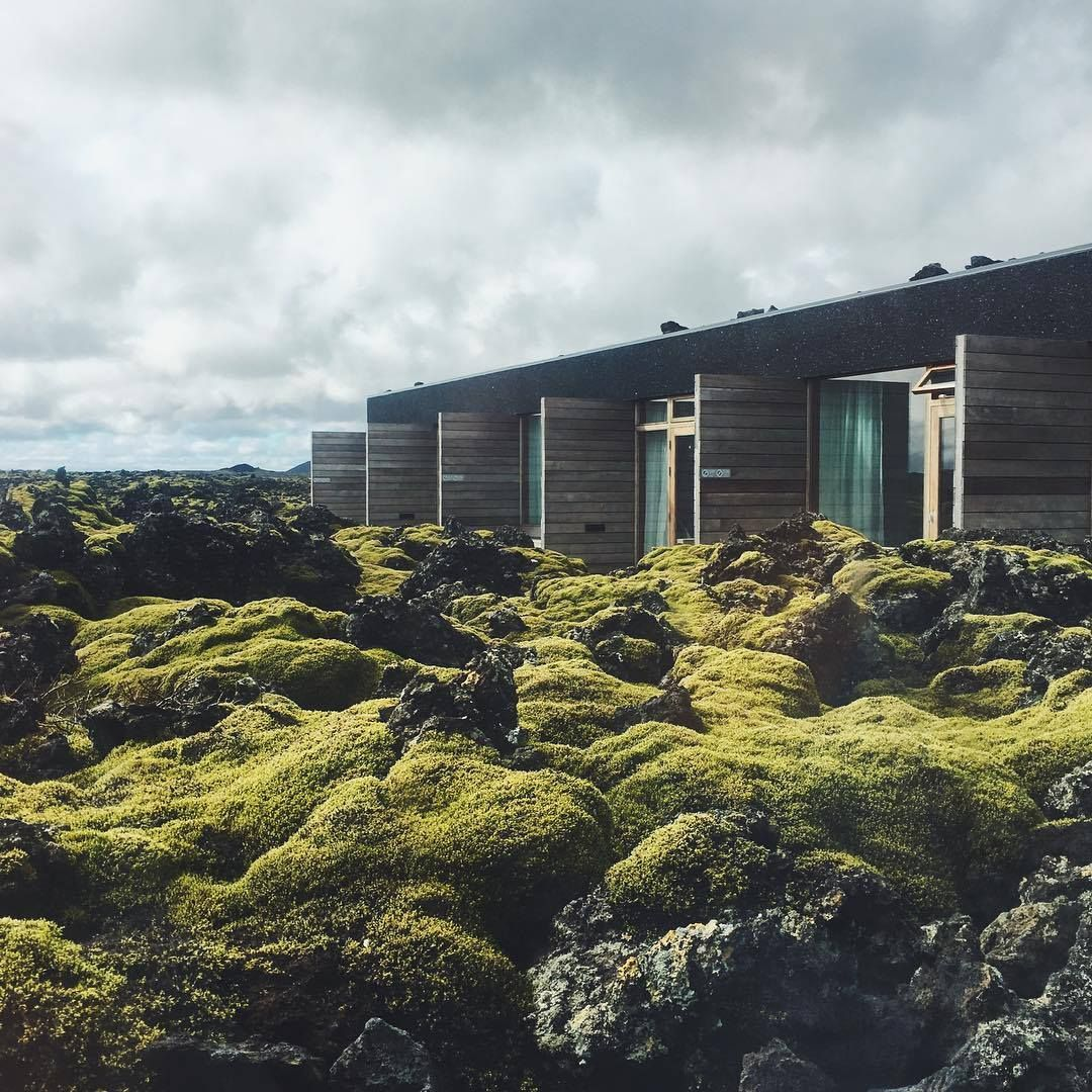 Your Room At Silica Hotel Is Located In The Heart Of Lava Fields