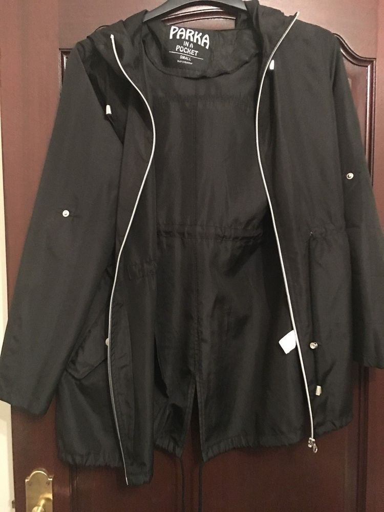 909ccbe9e56b53 Primark Ladies / Girls Black Parka Coat Size Small - VGC #fashion #clothing  #shoes #accessories #womensclothing #coatsjacketsvests (ebay link)