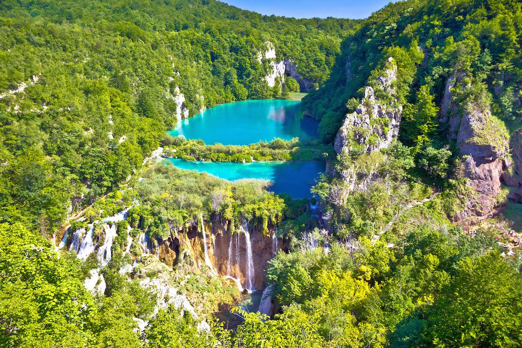 This One Week Itinerary In Croatia Will Let You See The Highlights Of This Beautiful Country Plitvice National Park Plitvice Lakes Plitvice Lakes National Park