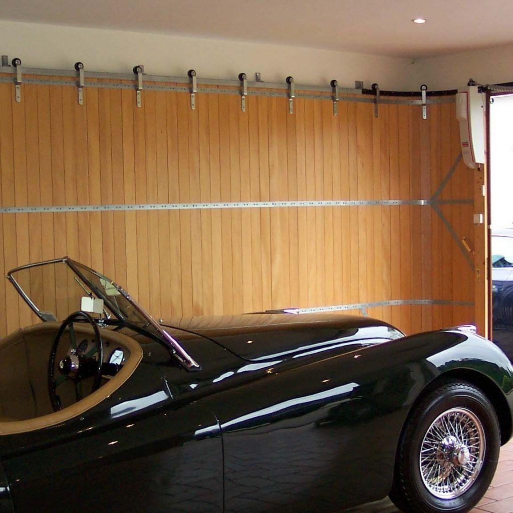 Henderson Sliding Garage Door Track Garage Pinterest Garage