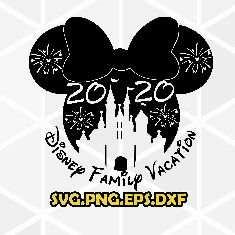 Disney Family Vacation 2020 Svg . Disney Family Vacation