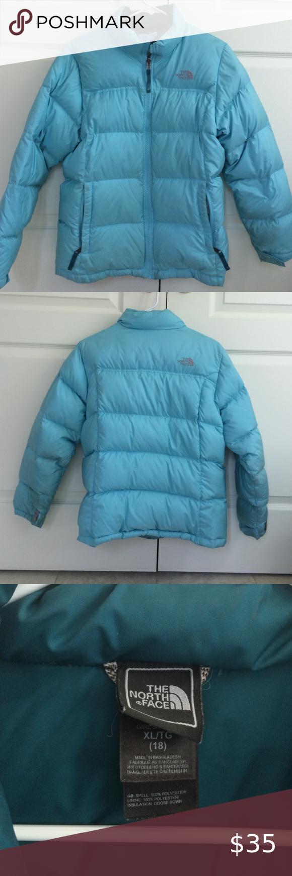 North Face Jacket Winter Girls Size Xl 18 Winter Jacket North Face North Face Jacket Pink North Face Jacket [ 1740 x 580 Pixel ]