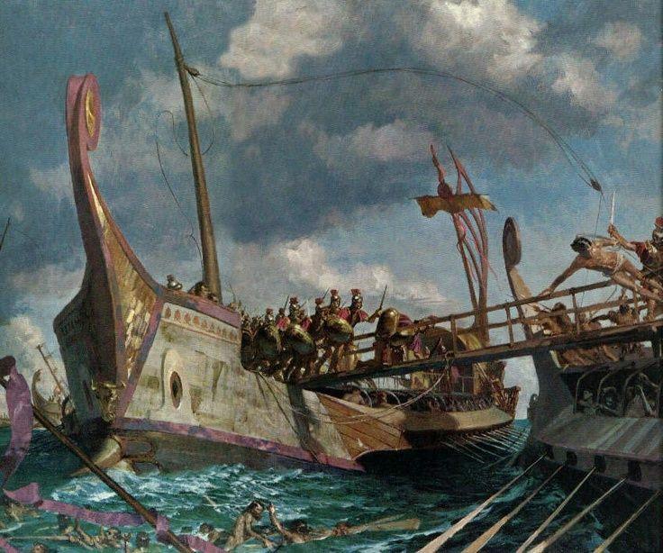 Battle of Ecnomus