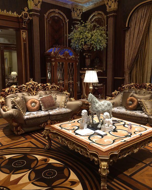 Brunello Italian Furniture - Italian Living Room Furniture Sets ...