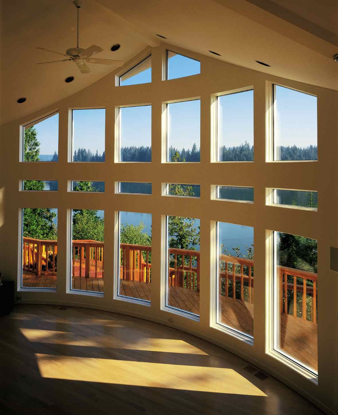Window Wall Designs Home Windows Designs Newhomesinhouston Dream Home House