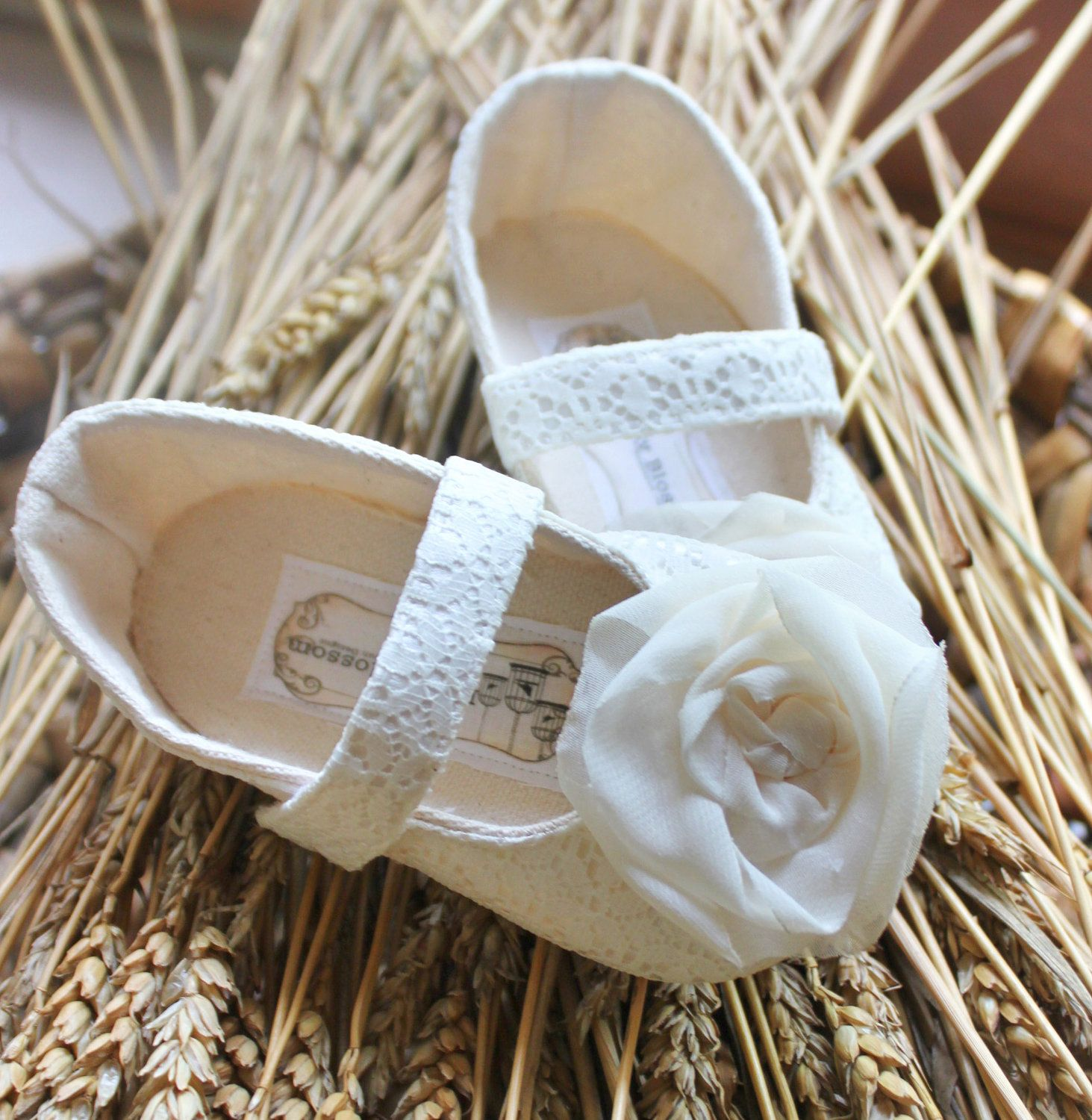 Toddler Shoes Soft Soled Shoes Wedding Shoes Flower Girl Shoes