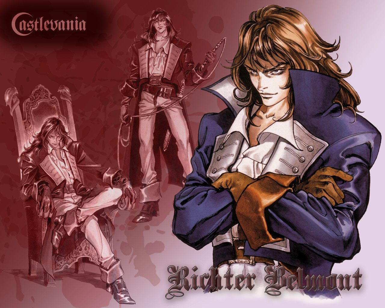 Castlevania Symphony Of The Night Wallpaper