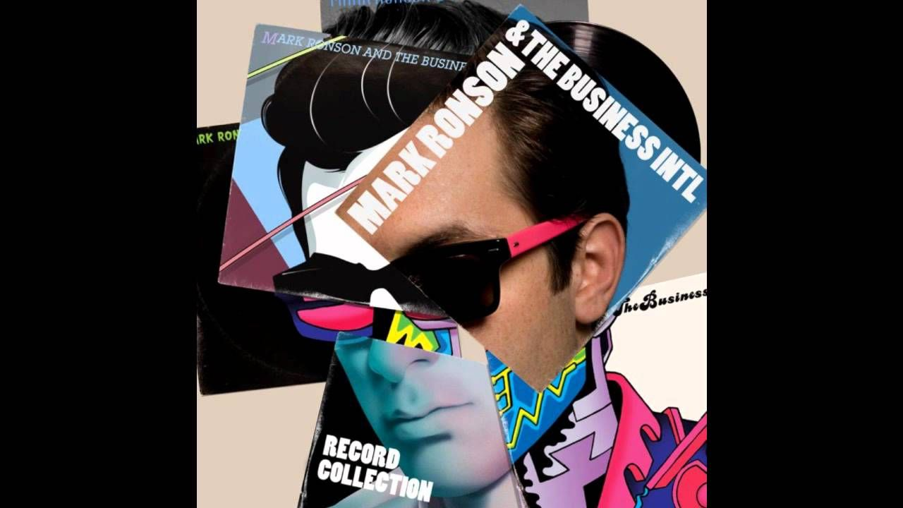 Radio Edition Somebody To Love Me by Mark Ronson feat Boy George