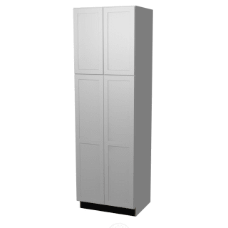 Build Essentials Prt Mp S Senon N Nnnn Sst All C U309624b Gray Paint 30 Inch Wide Shaker Door Left Right H Kitchen Pantry Design Pantry Cabinet Pantry Design