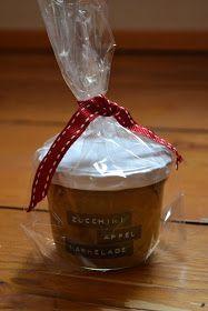 *sternchen*: Apfel-Zucchini-Marmelade