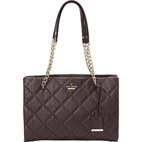 KATE SPADE kate spade new york Emerson Place Small Phoebe Shoulder Bag. #katespade #bags #shoulder bags #leather #polyester #lace #lining #