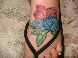 Image result for chameleon tattoo