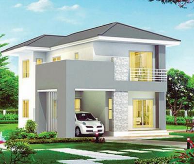 Dise os de viviendas modernas y economicas casa de campo for Fachadas de casas bonitas y economicas