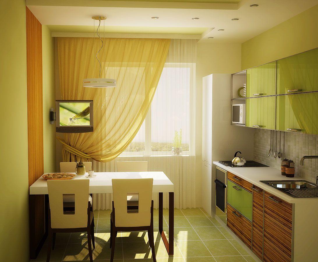 маленькая кухня 8 кв.м дизайн фото: 16 тыс изображений ...