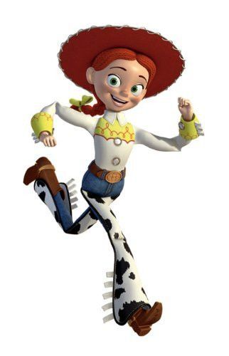 Toy Story Jessie Giant Wall Decal  64f2a33a388