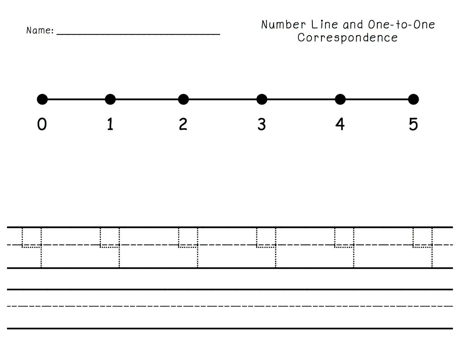 A Spoonful Of Learning Numbers Numbers Numbers Freebies Number Line Teaching Blogs Writing Numbers [ 1236 x 1600 Pixel ]