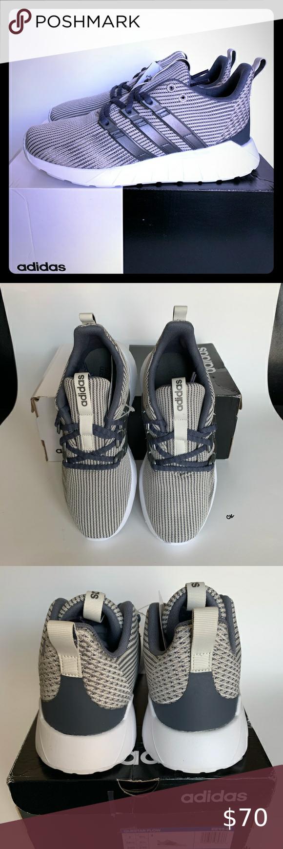 ADIDAS Women's (Size 6) Questar Flow Sneakers | Adidas women ...