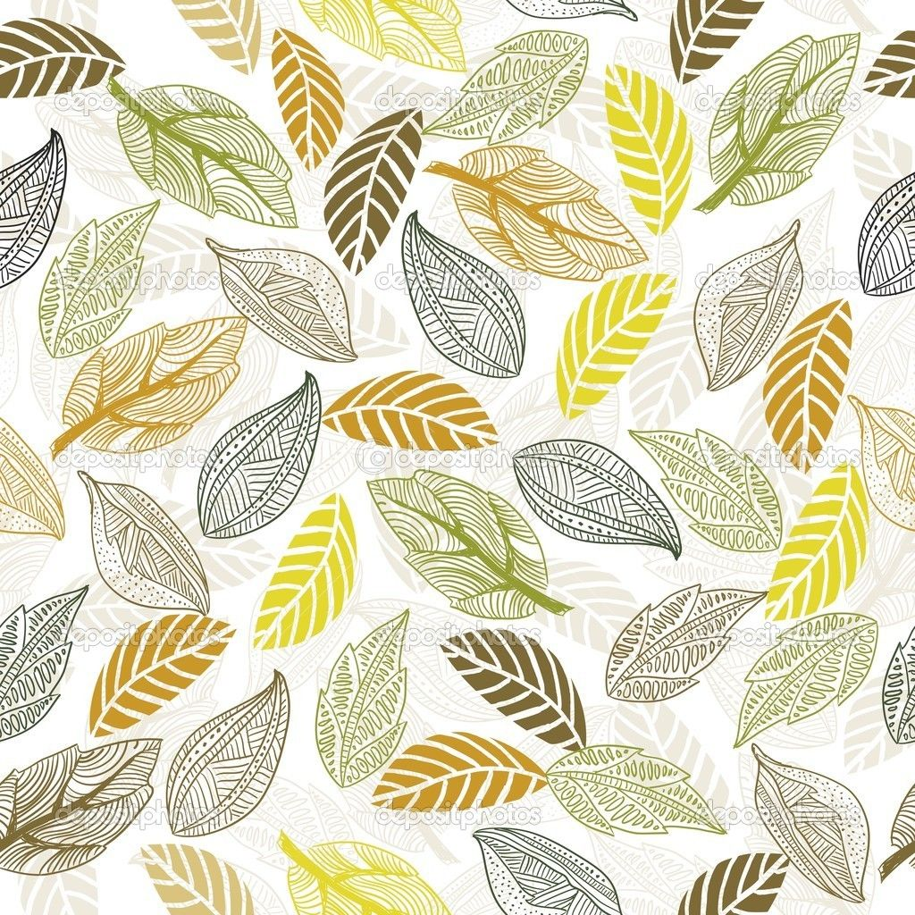leaf fabric bucket hat pattern Flickr Photo Sharing