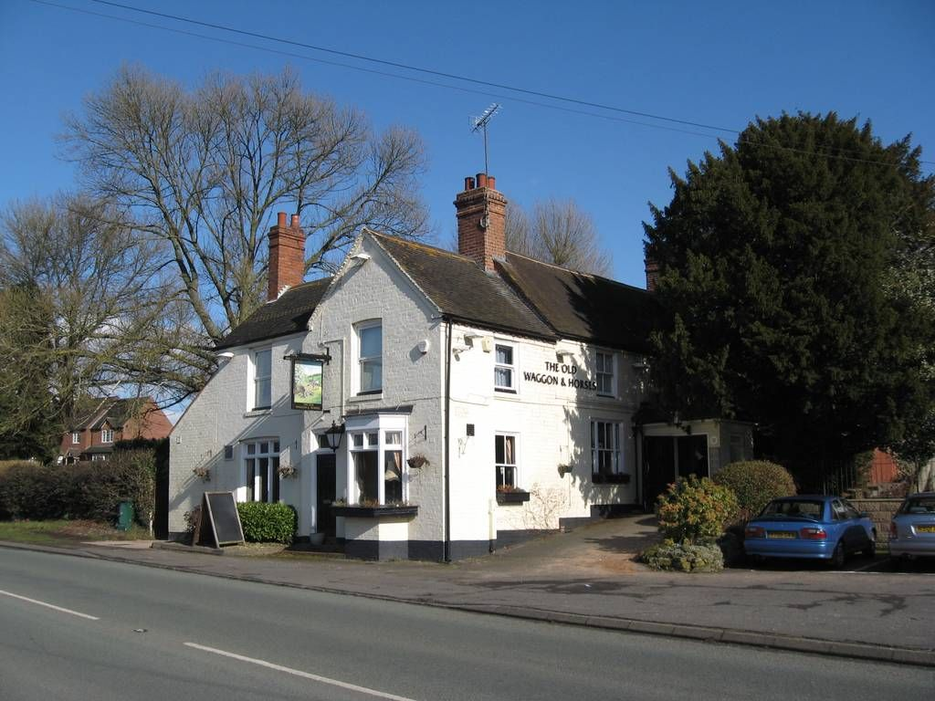 The Old Wagon and Horses, Iverley, Worcs Friendly, welcoming although it has lost some of its character with the make-over of recent years - still beer is good and food is also good and reasonably priced.