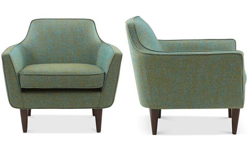Deklin Accent Chair Quick Ship Chairs Recliners Furniture