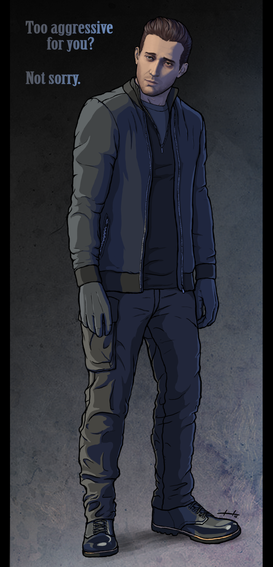 Another Rafe Stuff So Much Fun To Draw Uncharted Game