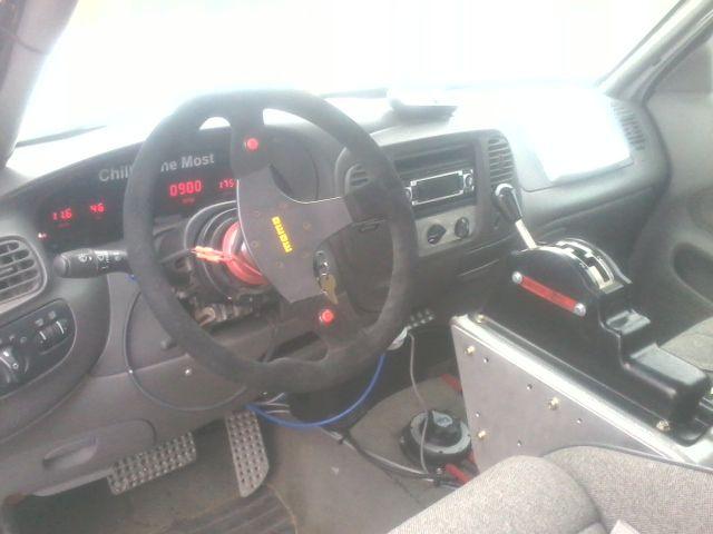 F150 Prerunner Momo Sterring Digital Race Gages Art Car Shifter Gps Car Art F150 Gps