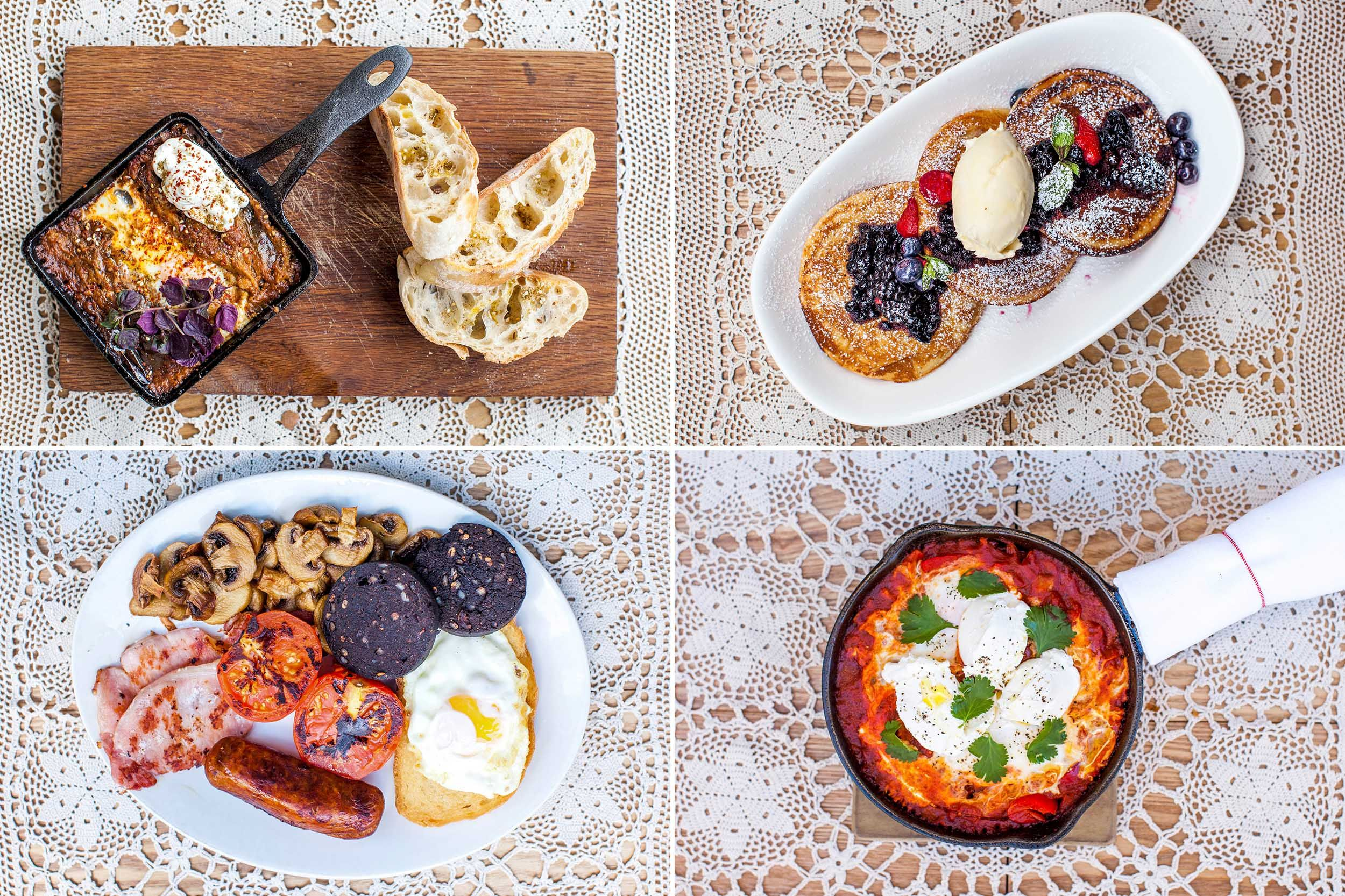 The Best Breakfast In London According To Top Chefs Best Breakfast London Breakfast Breakfast Restaurants