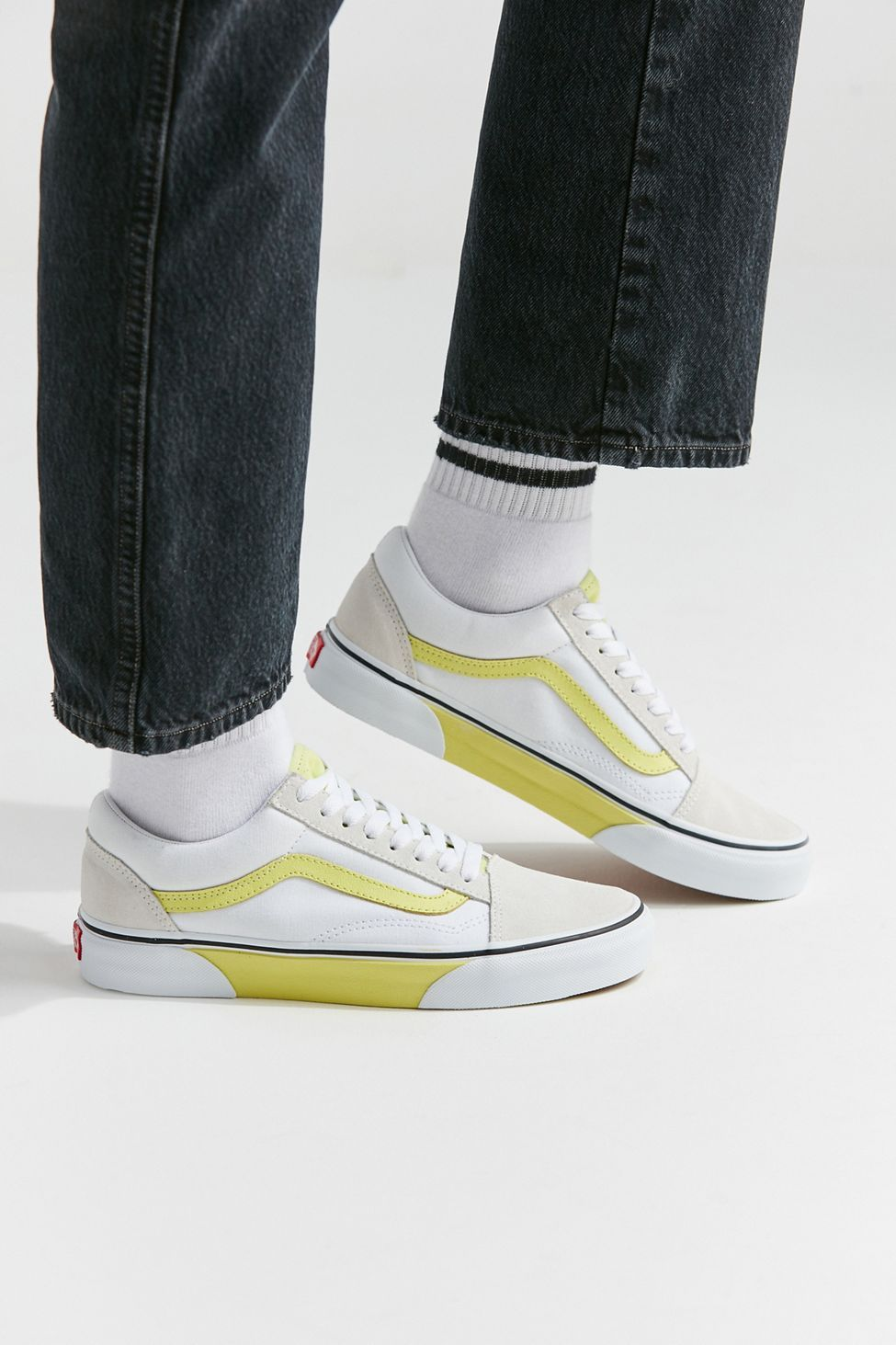 93819bcc4366f6 Vans Old Skool Colorblock Sneaker in 2019