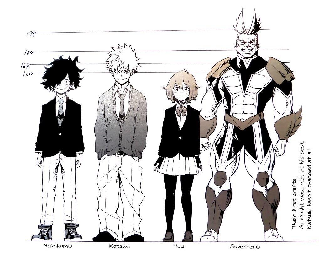 Boku no Hero Academia Misc — Hi! Who is Yamikumo? Sorry if