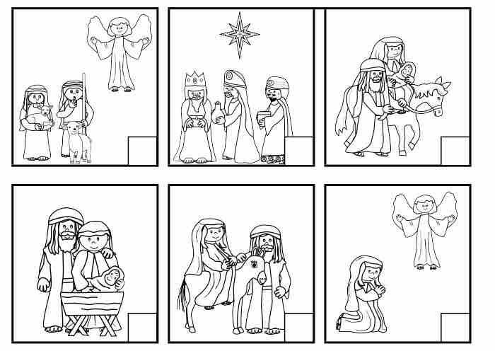 secuencia navidad | ReLigIóN/ ALternATiVa | Pinterest | Christmas ...