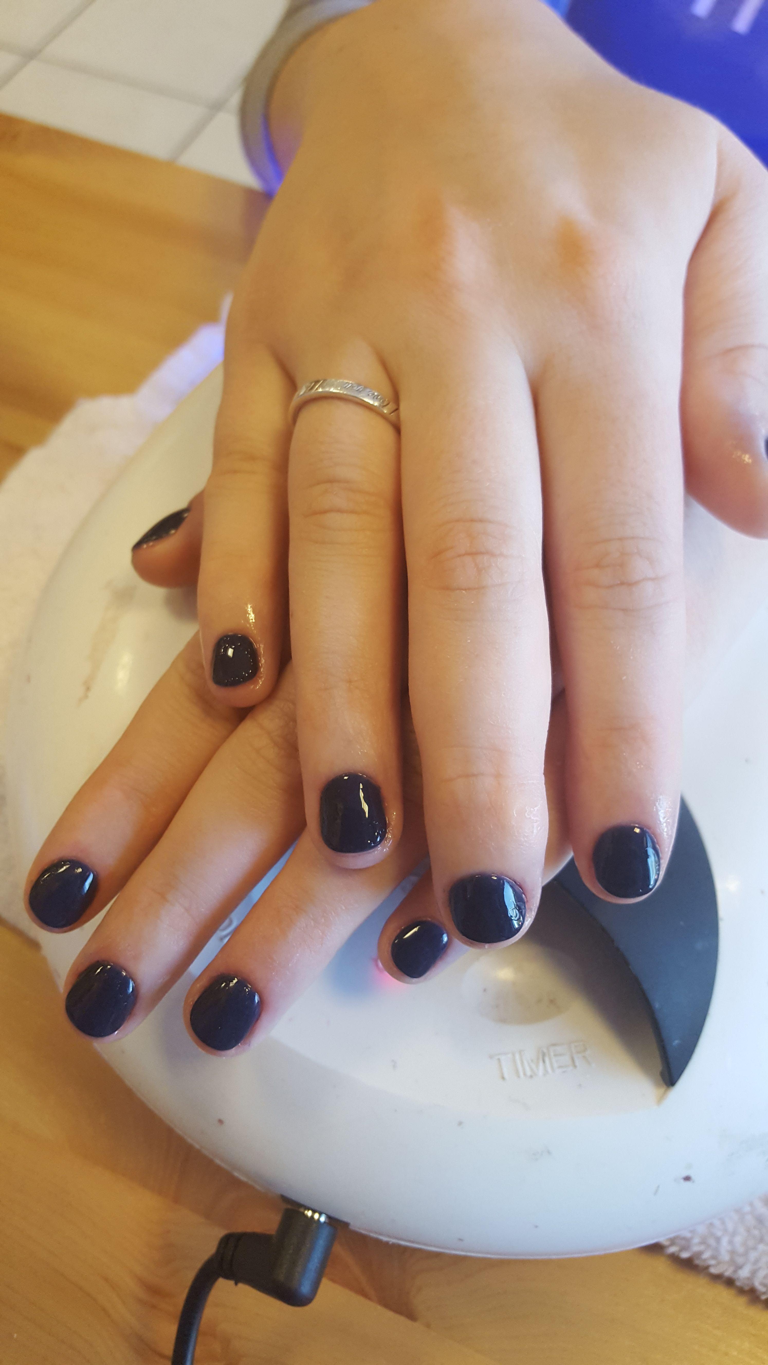 Sns Dipping Powder For Short Nails Snsdippingpowder Dippingpowder Shortnails Powder Nails Short Nails Nails