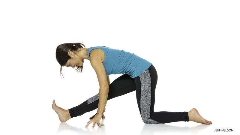 5 Hamstring Openers To Find Freedom In Compass Pose Rina Jakubowicz Compass Pose Monkey Pose Yoga Poses