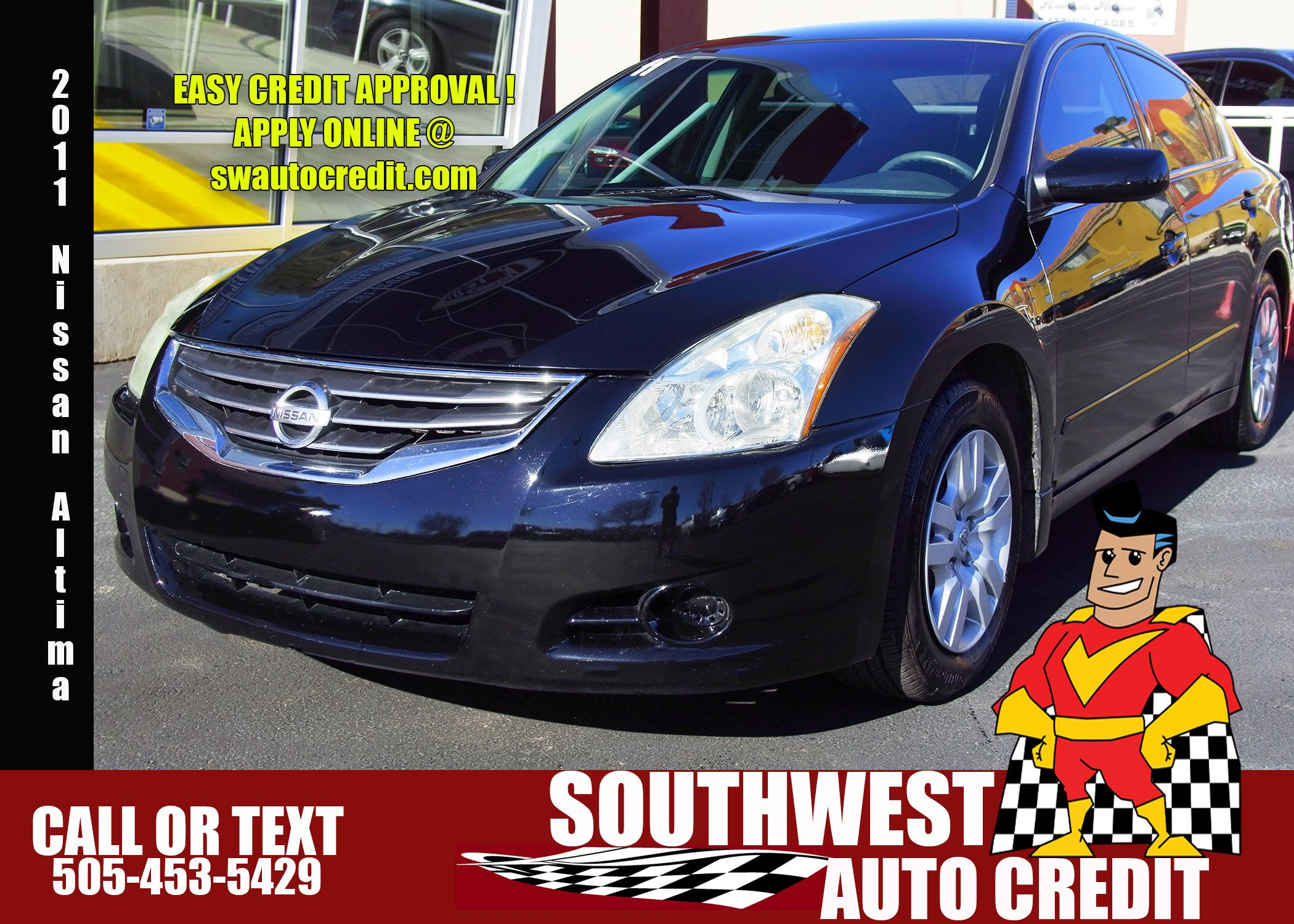 Auto Credit Sales >> Southwest Auto Credit We Offer In House Credit And Buy