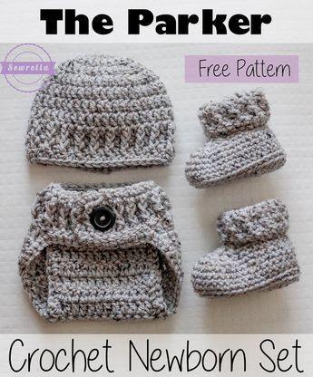 The Parker Crochet Diaper Cover  f60b8c5d4a5