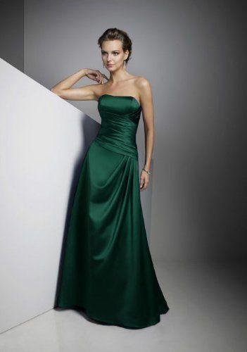 b05a492f3b B26 Green Evening Dresses Amazon.co.uk: Clothing   Green ...
