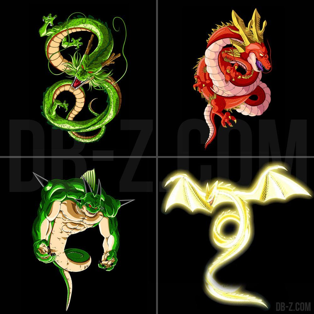 Shen Ron Super Yahoo Image Search Results Dragon Ball Tattoo Dragon Ball Painting Anime Dragon Ball