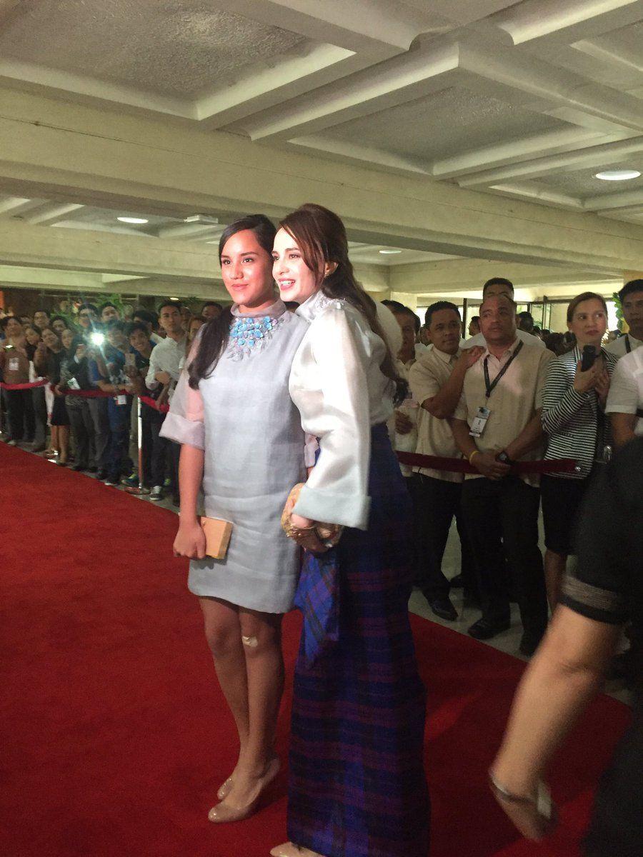 Modern Filipiniana Dress Style