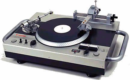 Vestax Vrx 2000 Vinyl Recorder Em 2019 Toca Vinil