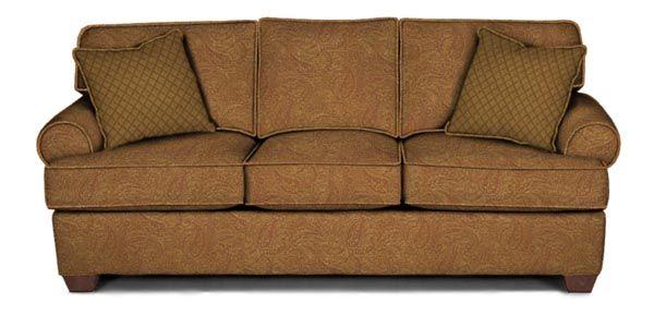 Gentil The Cabin Sofa From Rowe Www.lifestylescomo.com