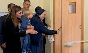 Louis Vuitton salva l'asilo nido di via Saccarelli 2