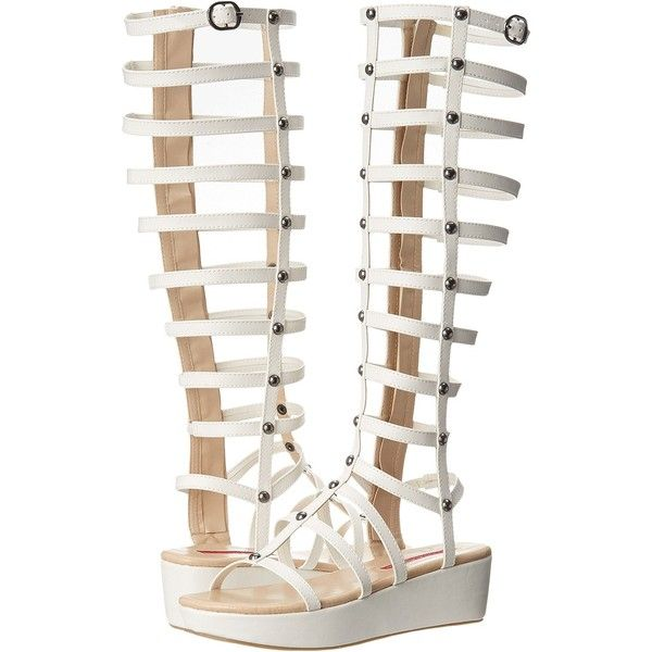 Womens Sandals C Label Raya-3 White