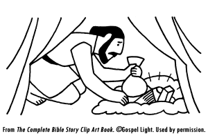 coloring pages achan s sin - achan 39 s sin lesson joshua pinterest sunday school bible story crafts and bible stories