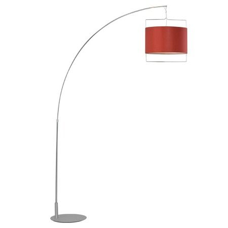 I pinned this passion arc floor lamp from the pamela copeman event at joss and main