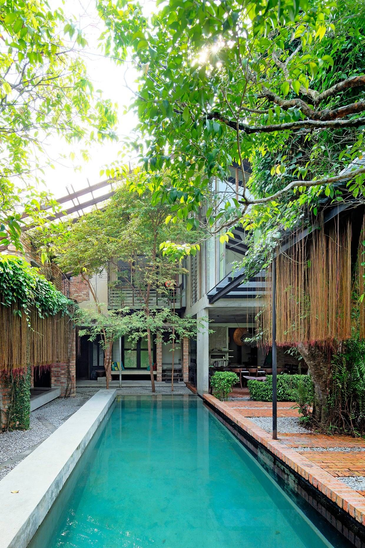 Thai Design And Thai Homes In Particular Have A Long And Storied History.  From Rich