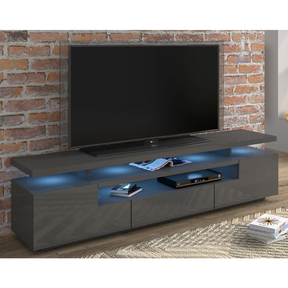 Eva Dark Gray Tv Stand Eva Meble Furniture Tv Stands White Tv Stands Living Room Tv Stand Grey Tv Stand