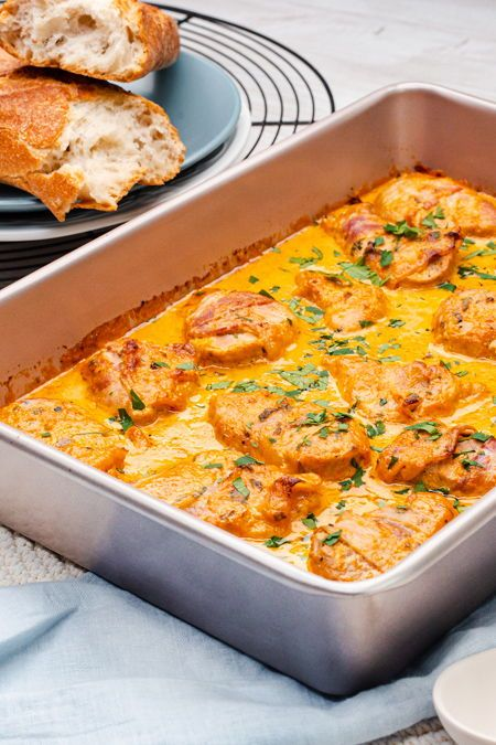 Photo of Pork fillet in curry cream