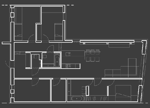 Architecture Drawing Cars workshop to living space renovationtamizo architects group