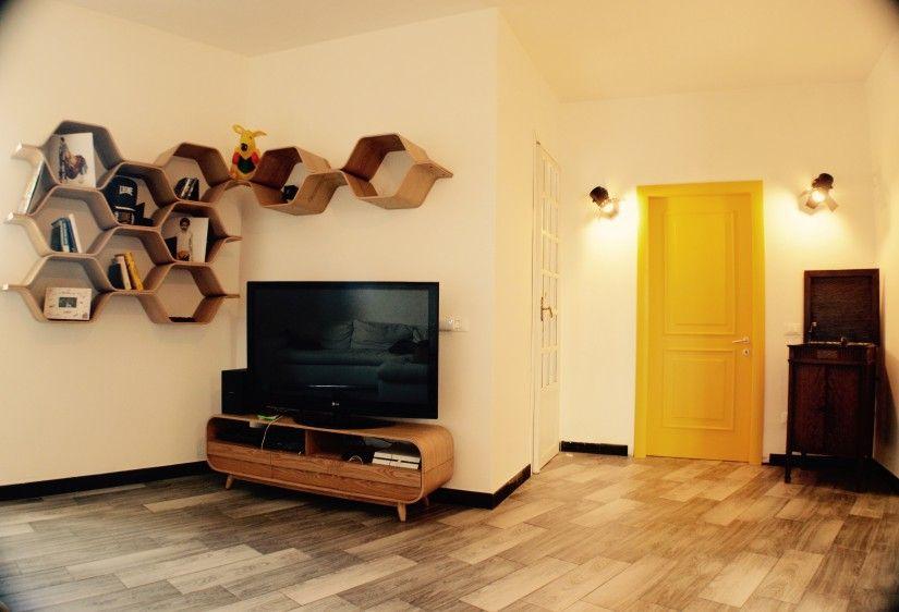 Valeriot90's huis in Roma, RM, Italia. Kijk binnen voor meer inspirerende interieurs op MADE.COM/nl/Unboxed.